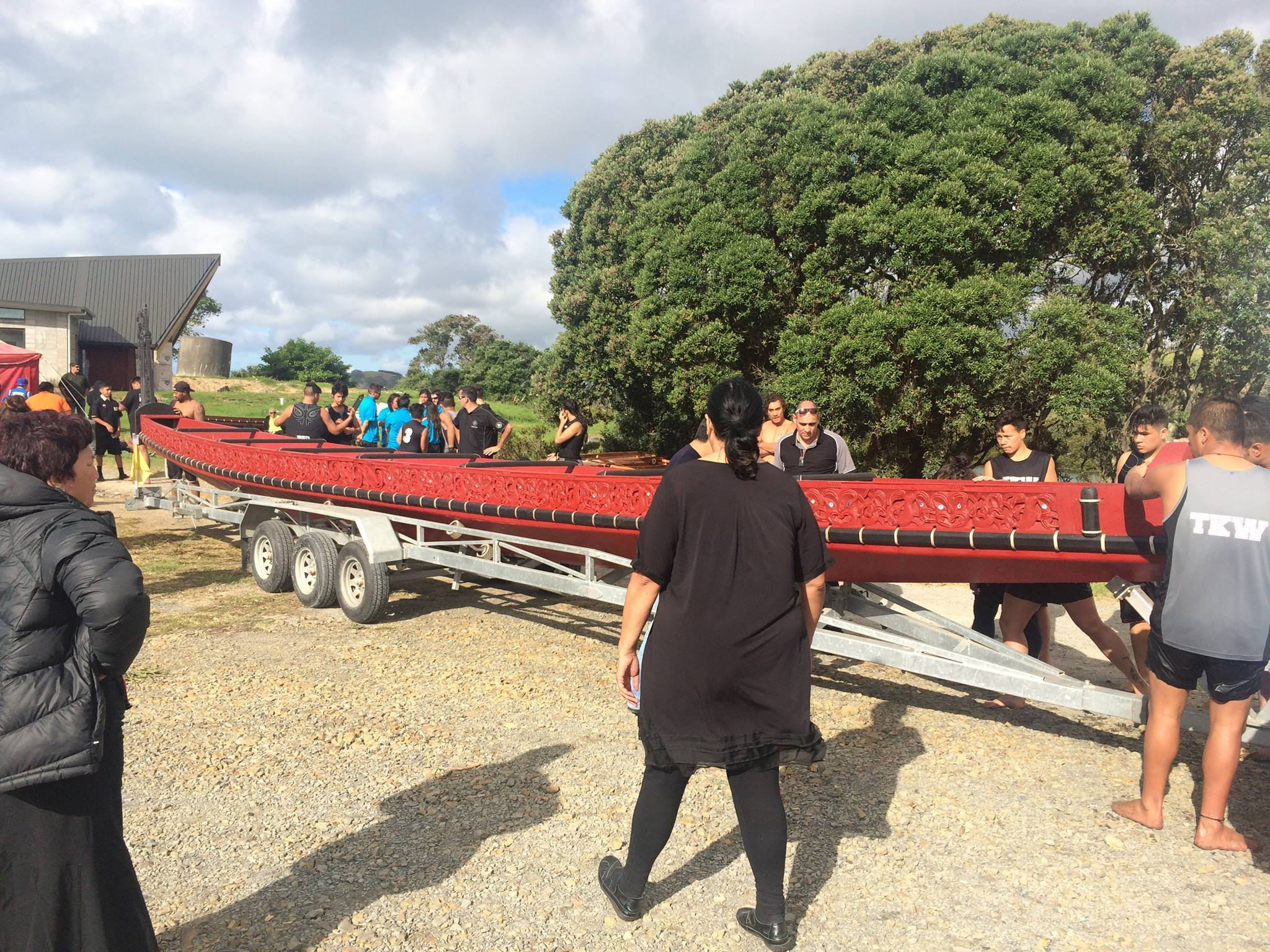securing the waka