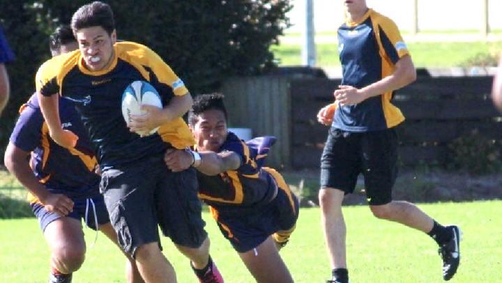 Rugby League match vs Dargaville