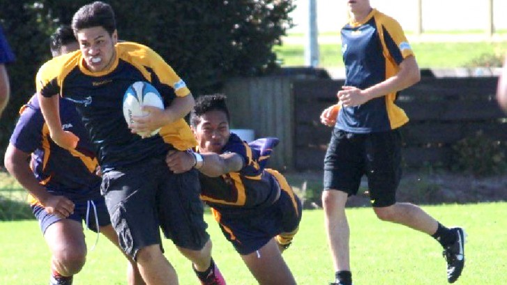 Rugby League match vs Dargaville