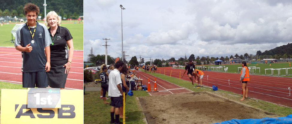 Northland Secondary Schools Sports Track and Field Champs at Kensington Stadium